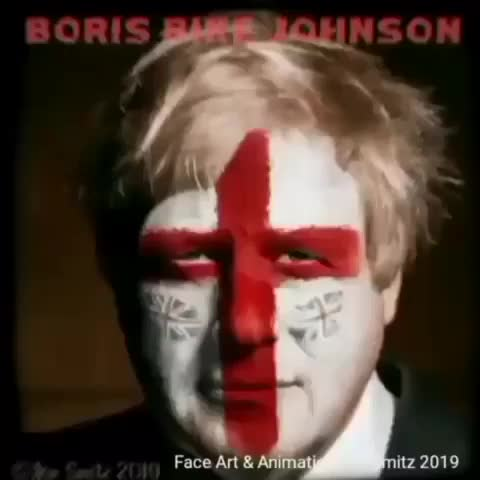 Boris Bike Johnson the UK Killer  by Jan Smitz