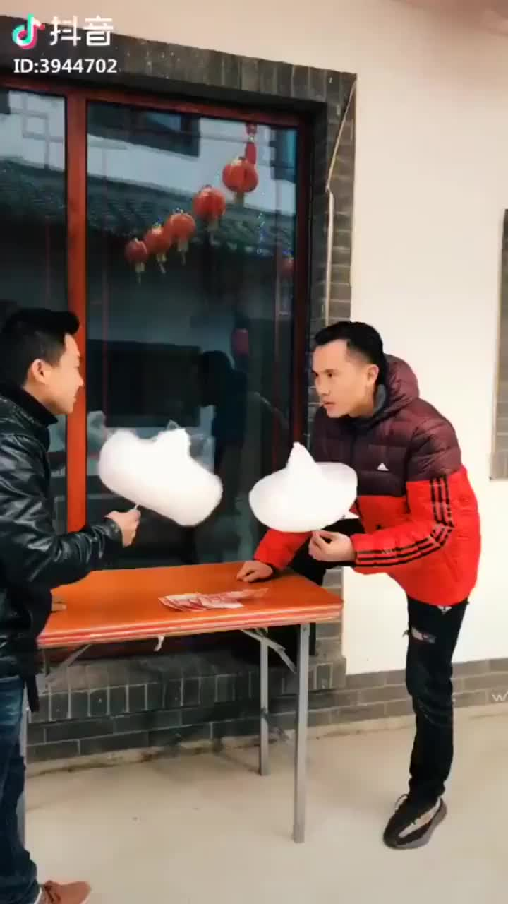 How to win a wager over cotton candy 😂😂
