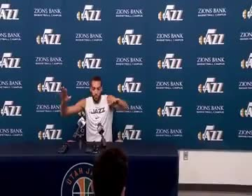 ⁣Rudy Gobert tested positive for ⁣coronavirus after this ⁣prank ⁣and causing the NBA to suspend the season